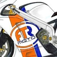 Moto 2 - Les forces en présence: FTR