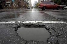 Sécurité routière : alerte sur l'état des routes en France