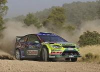 WRC-Grèce: Chronos veille sur Latvala !