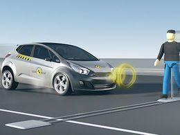 La détection automatique des piétons bientôt prise en compte par Euro NCAP