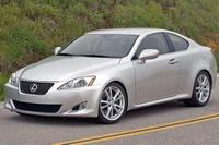 Lexus IS coupé: comme ça ?