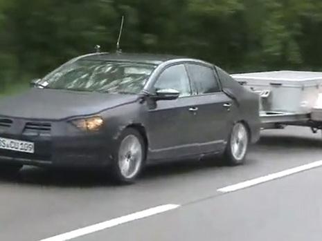 Mondial de Paris 2010 : la nouvelle Volkswagen Passat en sera