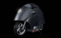 Sun Red : une moto pas comme les autres, une moto à énergie solaire !