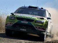 WRC-Grèce, jour 1: Latvala out, Hirvonen en tête !