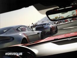 DriveClub sur PS4 : rendez-vous le 8 octobre
