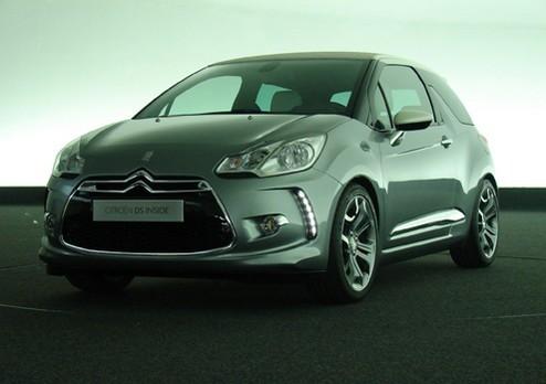 Avant-première : à bord de la future Citroën DS3 !