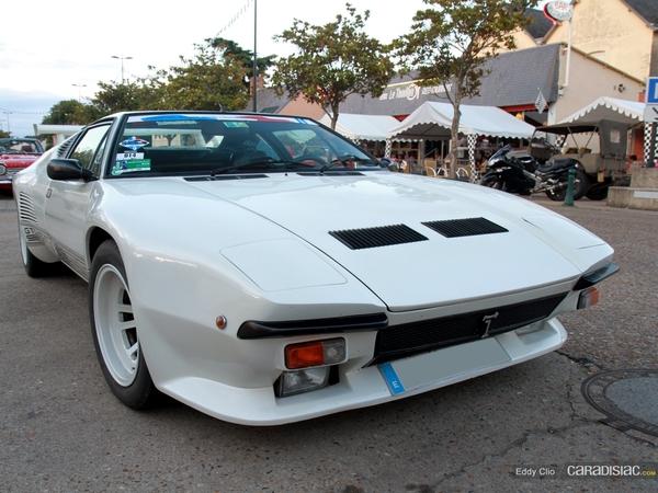 Photos du jour : DeTomaso Pantera GT5 S (Le Mans Classic - Réponse de quizz)