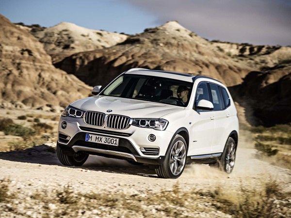 Industrie : BMW produira des SUV X3 en Afrique du Sud