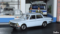 Miniature : 1/43ème - SIMCA (Chrysler) 1501S