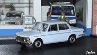 Miniature : 1/43ème - SIMCA (Chrysler) 1501S