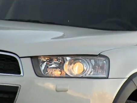 Mondial de Paris 2010 : le nouveau Chevrolet Captiva en vidéo