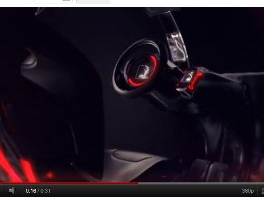 Salon de Francfort 2011 - Citroën annonce un concept-car en vidéo