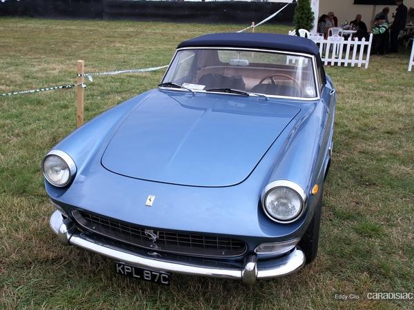Photos du jour : Ferrari 275 GTS (Le Mans Classic)