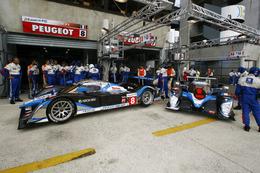 [24H Mans live] Peugeot domine le Warm-up
