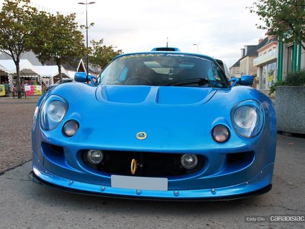 Photos du jour : Lotus Exige S1 (Le Mans Classic)