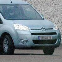 Citroën Berlingo II: En clair