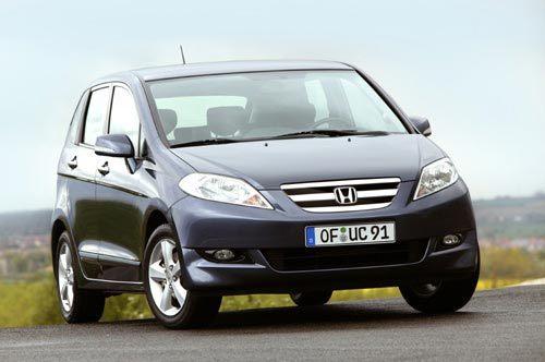 Honda FR-V : le remplaçant du Stream