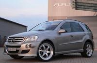 Mercedes ML par ART Tuning
