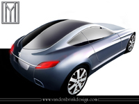 Vandenbrink Design: Alpine, Aston-Martin, Bugatti, Citroën, Ferrari, Peugeot, tous y passent ou presque!