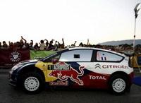 WRC-Grèce, jour 2: Loeb abandonne !