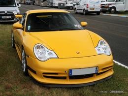 Photos du jour : Porsche 911 996 GT3 Clubsport (Le Mans Classic)