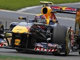 Mark Webber n'abandonne pas le titre