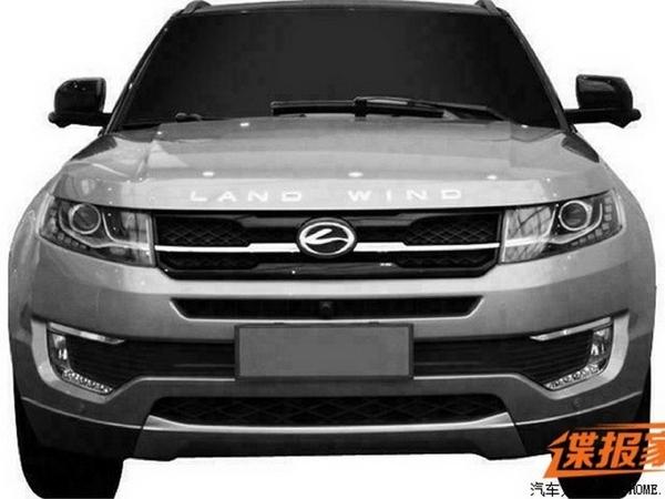 Le chinois Land Wind clone le Range Rover Evoque