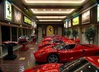 Collectionneurs : Les plus beaux garages..