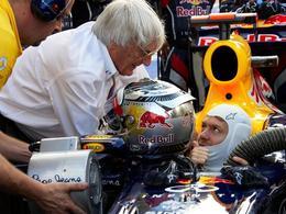 """Bernie Ecclestone : """"Ne pas oublier que la F1 est un divertissement"""""""