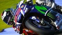 MotoGP - Valence Qualifications : Lorenzo au-dessus du lot