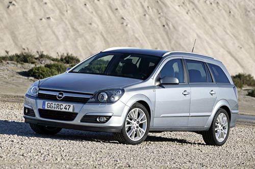 Opel Astra break : une compacte spacieuse
