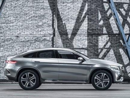 Mercedes : une gamme SUV divisée en deux ?