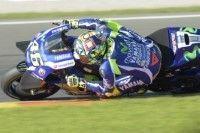 MotoGP - Valence Qualifications : du mieux pour Rossi