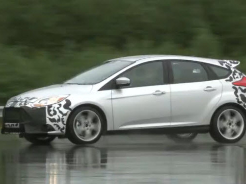 La Ford Focus ST se dévoile peu à peu sur les réseaux sociaux