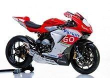 Supersport - MV Agusta: La F3 est prête à en découdre
