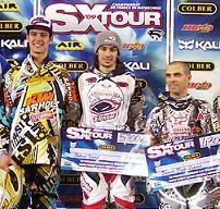 Fabien Izoird champion SX à Grenoble