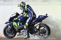 MotoGP - Valence Course : Rossi était un poil court
