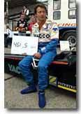 Vincent Perrot améliore son record de vitesse : 461 km/h