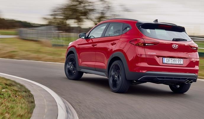Hyundai : toutes les motorisations du Tucson désormais microhybrides