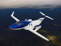 HondaJet : le premier avion de Honda