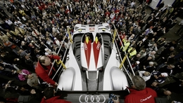 [24H Mans live] Audi détrôné par Peugeot?