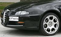 Alfa Romeo GT Black Line 2 et MY 2007