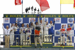 24 Heures du Mans 2009: Peugeot, la victoire, enfin!