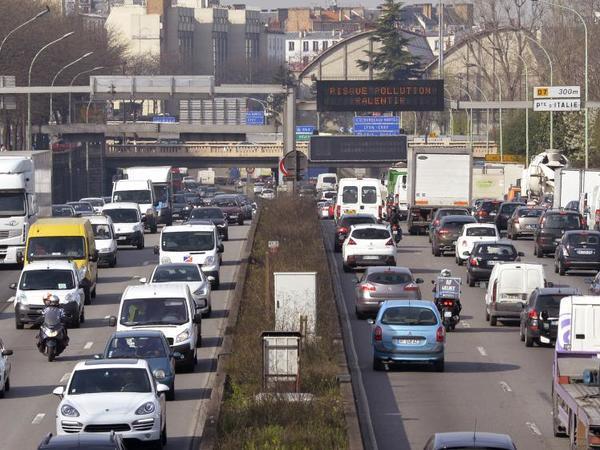 Attentats quelle influence sur le trafic en ile de france - Taxe sur les bureaux en ile de france ...