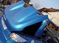 Donnez un look de roadster à votre 206 CC avec le Spider Cover !