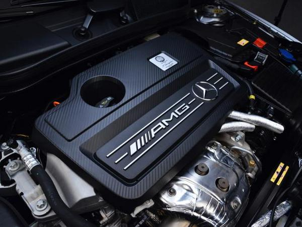 Futures Mercedes AMG : quatre cylindres turbo et six cylindres hybrides ?
