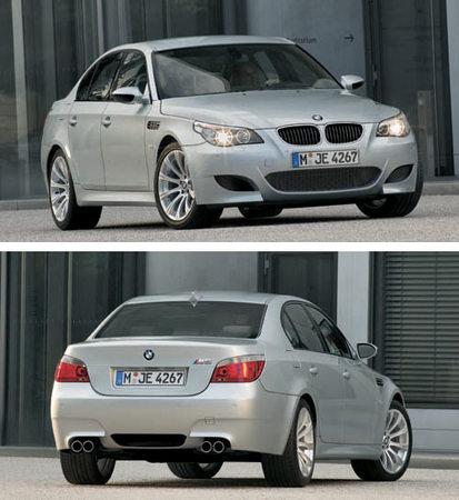 BMW M5 : 507 ch de plaisir !