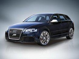ABT colle 470 ch à l'Audi RS3 Sportback