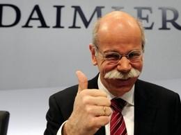 Résultats 1er trimestre 2014 : bénéfice net doublé pour Daimler