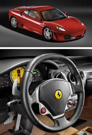 "Ferrari F430 : la nouvelle ""petite"" Ferrari"